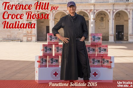 panettone solidale 2015 terence hill